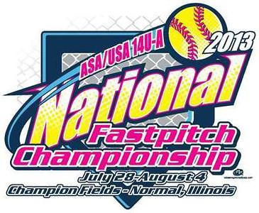 2013 Georgia ASA at 14A USA/ASA National Championship