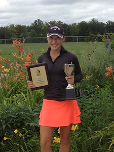 Women's Junior Bantam Champion - Camryn Roadley, Glendale Golf and Country Club