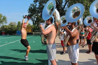 2013 Last Practice before the Freshmen arrive.....