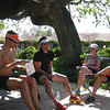 Pre-ride chat and Tri Pain Relief!