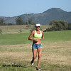 Yvette Irons starting her big mileage week with a solid run the 2nd day.
