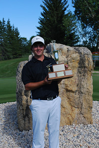 Rural Men's Amateur Champion - Aaron Cockerill, Teulon Golf and Country Club