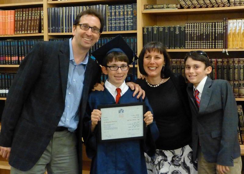 06 Ari Morrison's Middle School Graduation