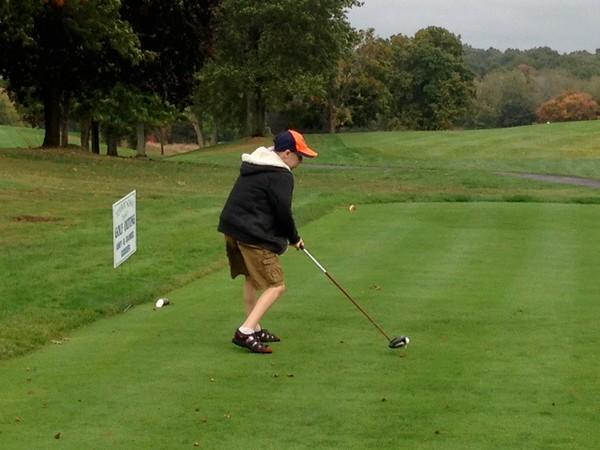 10 Golfing