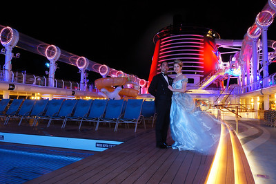 Main deck at 1am.