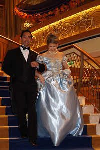 """Day 2 - 1st day of Disney """"Halloween on the High Seas"""" cruise (ship: Disney Dream). (photo by guest)"""