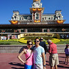 Day 1 - Magic Kingdom (Oct 3, 2013) (photo by Disney photographer)