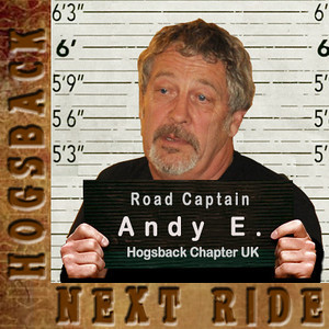 Andy England - Road Captain