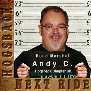 Andy Cripps - Road Marshal
