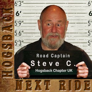Steve Cork - Road Captain