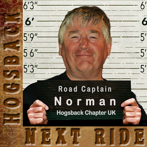 Norman Mann - Road Captain