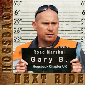 Gary Baker - Road Marshal