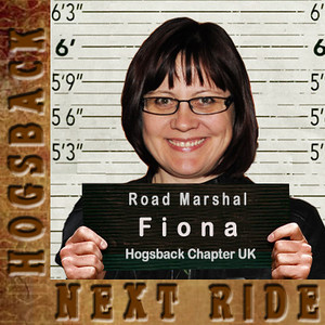Fiona Leaves - Road Marshal