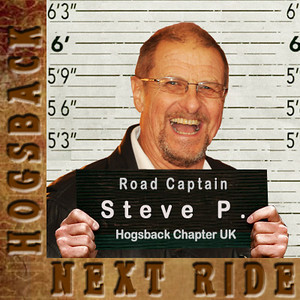 Steve Palmer - Road Captain