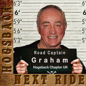 Graham Woods - Head Road Captain