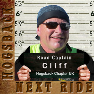 Cliff Michie - Road Captain