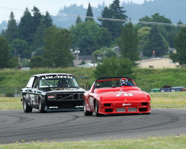 2013 Portland Rose Cup Races - Vintage 1032