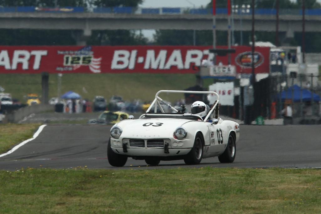 2013 Portland Rose Cup Races - Vintage 1357