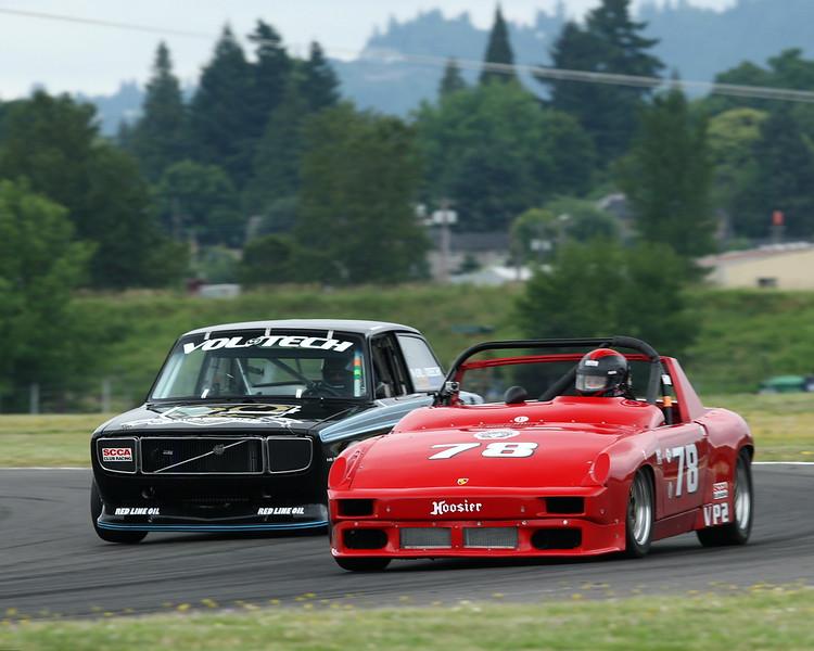 2013 Portland Rose Cup Races - Vintage 1033