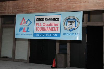 2013 SRCS Robotics FLL Qualifier Tournament