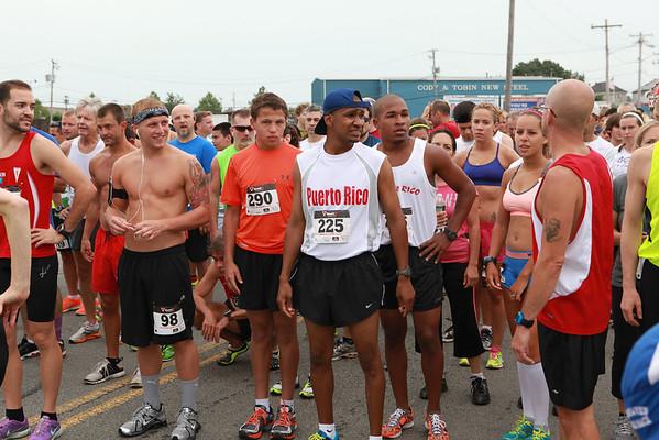 2013 Saturday Race