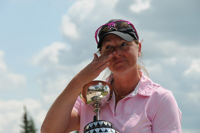 2013 Women's Senior Chamion - Rhonda Orr, Southwood Golf and Country Club