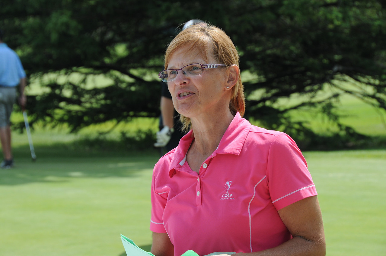 Tournament Chair, Tammy Gibson