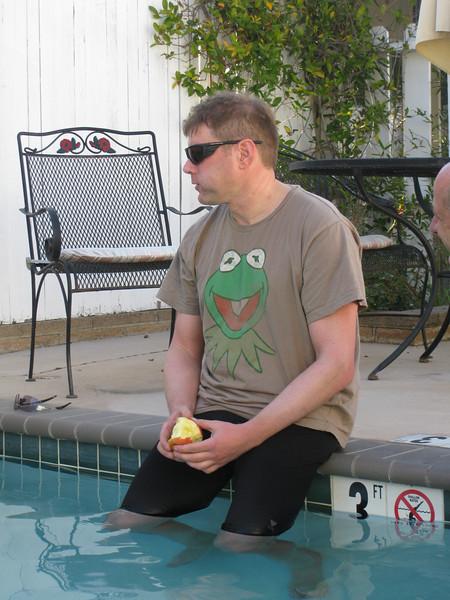 Kermit and Earl - enough said.