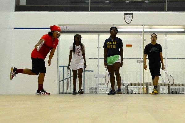 2013 Urban Squash Doubles Championships