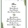 12-7-13 Christmas Dinner Menu