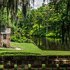 5-23-13 Middleton Place Plantation<br /> Pond and pumphouse