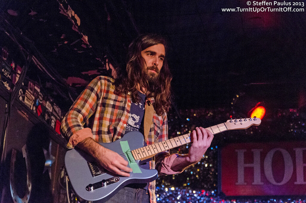 Greg Smith Sounds @ Horseshoe Tavern, Toronto, ON, 15-January 2013