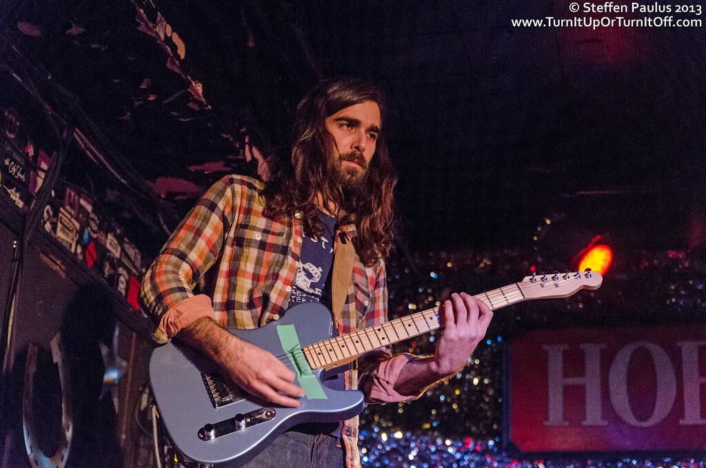 Greg Smith Sounds @ Horseshoe Tavern, Toronto, ON, 15-January 2013