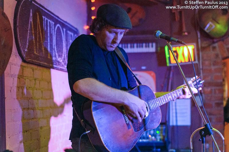 Trevor Alguire @ The Local, Toronto, ON, 31-Jan 2013