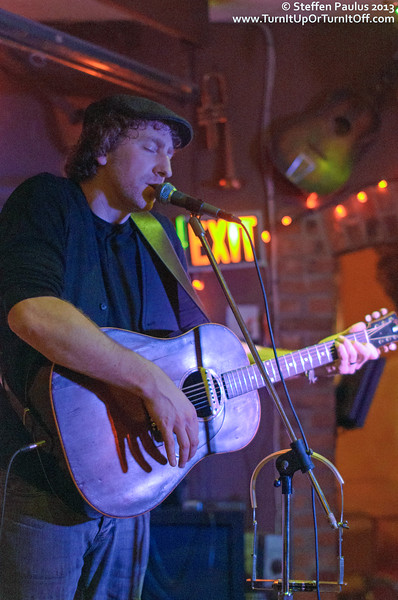 Trevor Alguire @ The Local, Toronto, ON, 31-Jan 2013