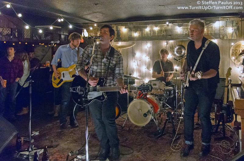 Jetset Motel @ Dakota Tavern, Toronto, Ontario, 8-February 2013