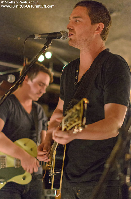 The Greg Cockerill Band @ Dakota Tavern, Toronto, ON, 21-Feb 2013