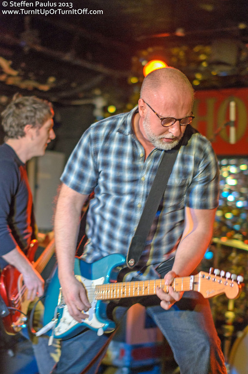 Bob Mould @ Horseshoe Tavern, Toronto, ON, 1-March 2013