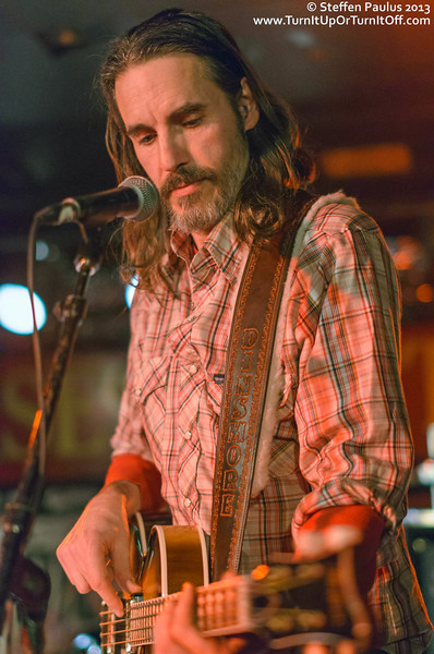 NQ Arbuckle @ Horseshoe Tavern, Toronto, ON, 20-March 2013 (Outlaws & Gunslingers: Americana Music Association Showcase at CMW 2013)