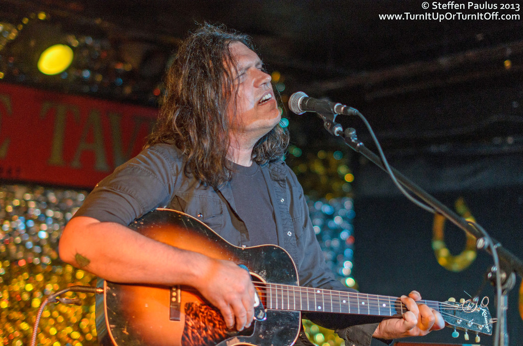 Richard Buckner @ Horseshoe Tavern, Toronto, ON, 23-May 2013