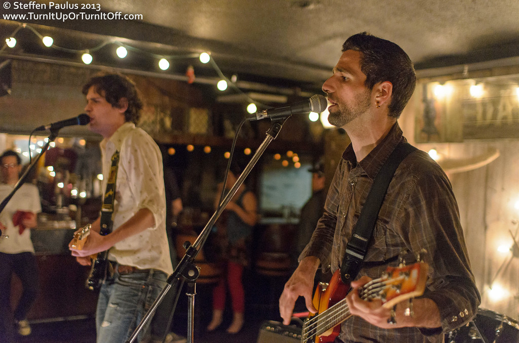 Johnny Ross & The Wild @ Dakota Tavern, Toronto, ON, 12-June 2013 (NXNE 2013)