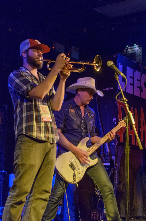 White Cowbell Oklahoma @ Lee's Palace, Toronto, ON, 13-June 2013 (NXNE 2013)