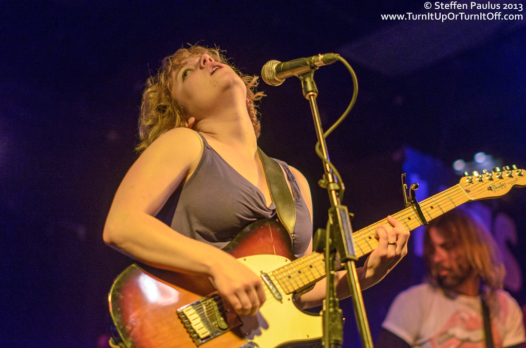Lydia Loveless @ Lee's Palace, Toronto, ON, 13-June 2013 (NXNE 2013)