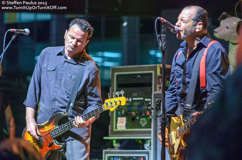 Social Distortion @ Yonge Dundas Square, Toronto, ON, 13-June 2013 (NXNE 2013)
