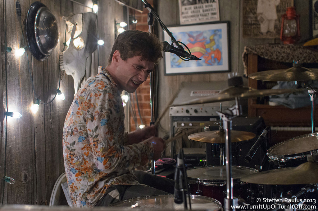 Harlan Pepper @ Dakota Tavern, Toronto, ON, 14-June 2013 (NXNE 2013)