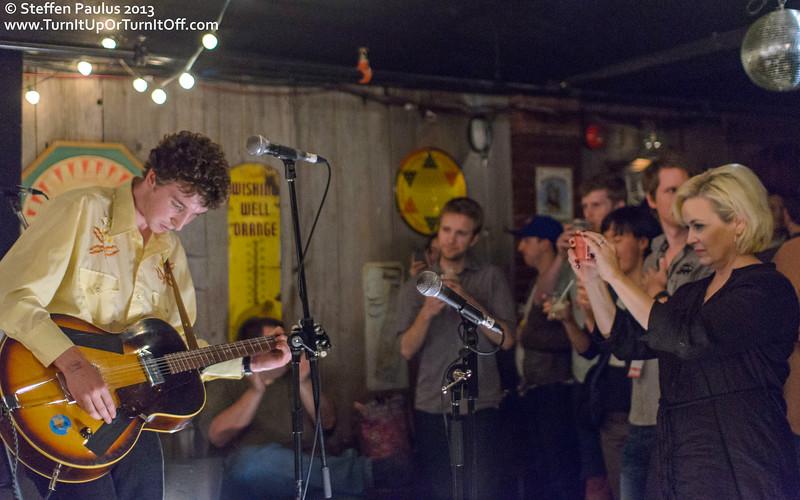 Harlan Pepper @ Dakota Tavern, Toronto, ON, 14-June 2013 (NXNE 2013)