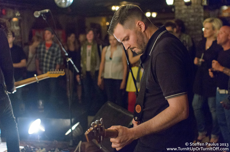 Tin Star Orphans @ Dakota Tavern, Toronto, ON, 14-June 2013 (NXNE 2013)