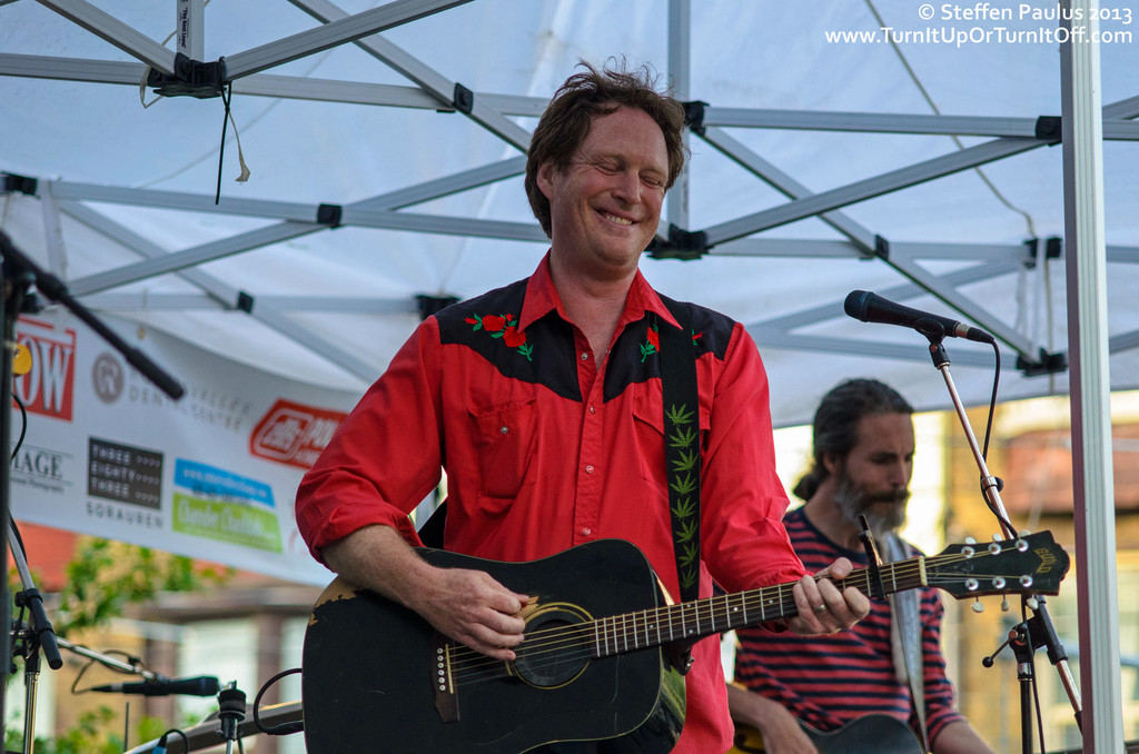 NQ Arbuckle @ Roncy Rocks, Wright Ave Stage, 15-June 2013