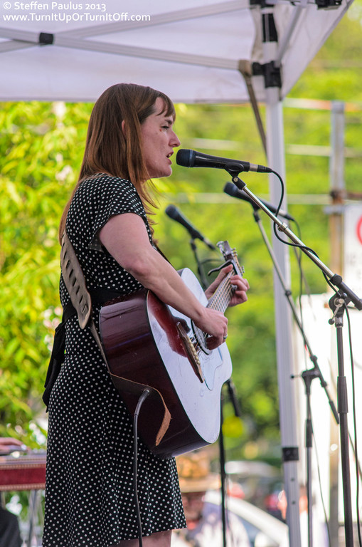 Oh Susanna @ Roncy Rocks, Wright Ave Stage, 15-June 2013