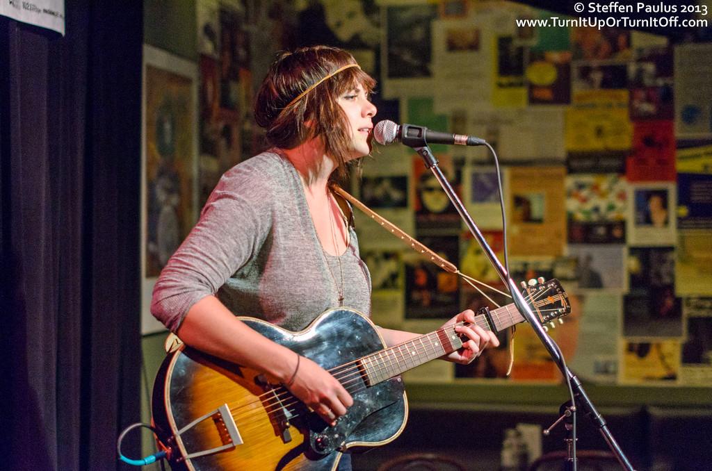Dana Beeler @ Free Times Cafe, Toronto, ON, 15-June 2013